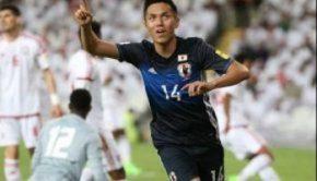 ワールドカップアジア最終予選第6節-24-03-2017
