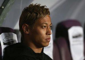 本田選手-Keisuke Honda