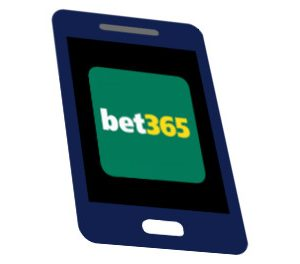 Bet365のアプリ