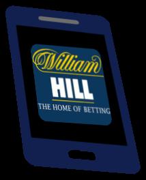 ウィリアムヒルのアプリ2