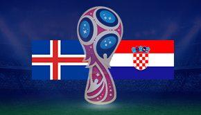 アイスランド対クロアチア