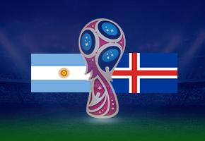 アルゼンチン対アイスランド2