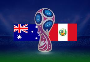 オーストラリア対ペルー