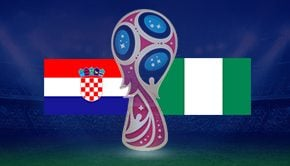 クロアチア対ナイジェリア2