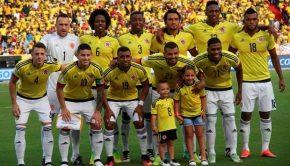 コロンビア代表2