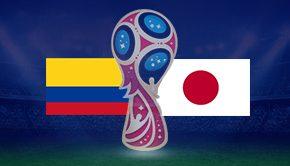 コロンビア対日本2