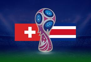 スイス対コスタリカ