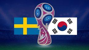 スウェーデン対韓国2
