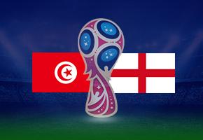 チュニジア対イングランド2