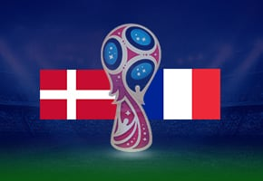 デンマーク対フランス
