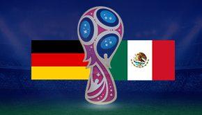 ドイツ対メキシコ2