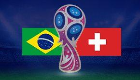 ブラジル対スイス2