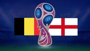 ベルギー対イングランド
