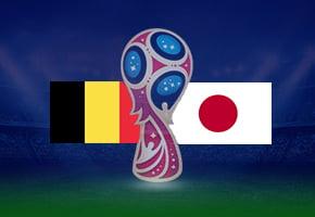 ベルギーvs日本