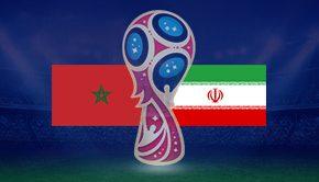 モロッコ対イラン2