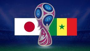 日本対セネガル