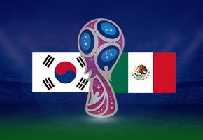 韓国対メキシコ