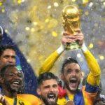 フランス2度目のワールドカップ優勝!3