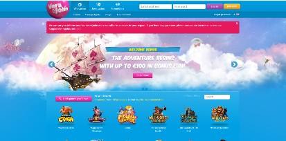 ベラジョンwebsite