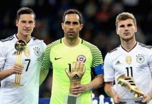 コンフェレデレーションズカップはドイツが初制覇!大会MVPは?