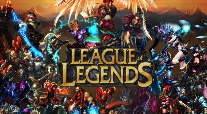 「リーグ・オブ・レジェンズ」League of Legends