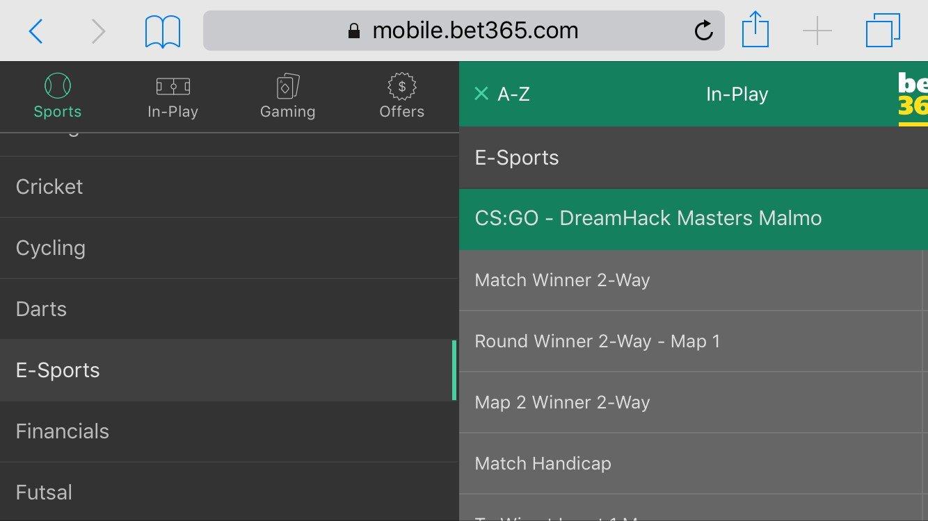 mobile-bet365-FIFAを採用しているブックメーカー