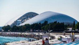 ソチ:フィシュト・オリンピックスタジアム