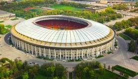 モスクワ:ルジニキ・スタジアム