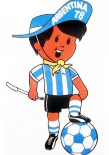 歴代マスコット・1978年のアルゼンチン