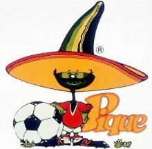 歴代マスコット・1986年のメキシコ