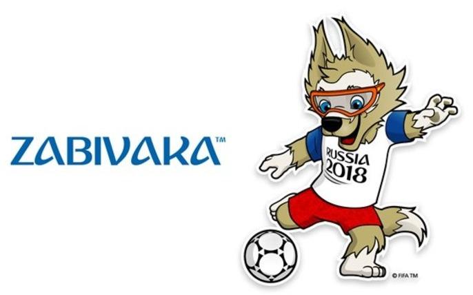 Zabivaka2018ワールドカップマスコット