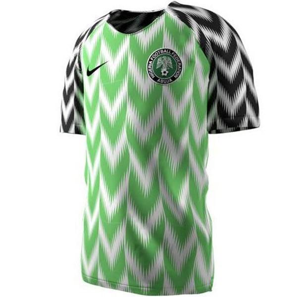 ナイジェリアユニフォーム