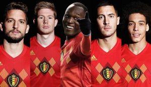 ベルギーチームの特徴とプレイスタイル