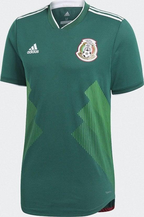 メキシコユニフォーム