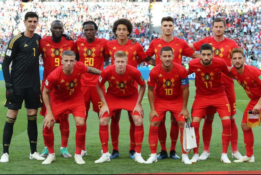 ベルギー対日本