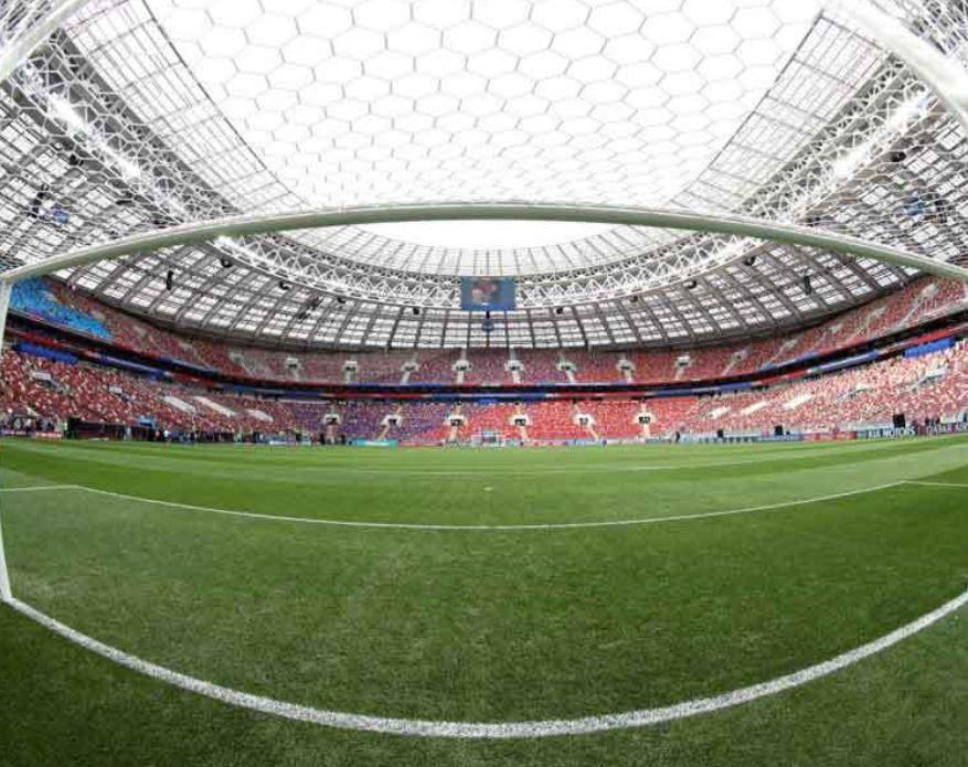 2018ワールドカップ・決勝・スタジアム