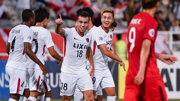 鹿島アントラーズクラブ史上初AFCチャンピオンズリーグ2